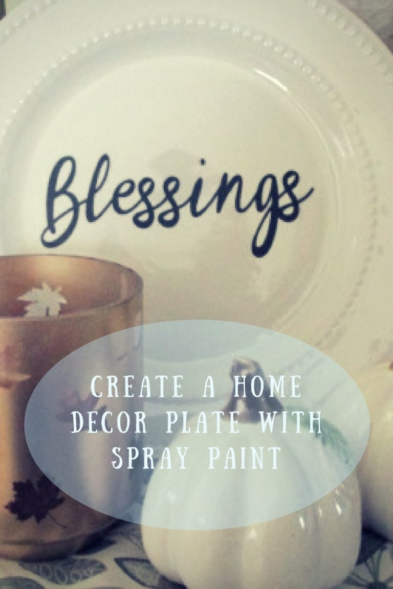 Learn How to Make Lovely Home Decor from a Dollar Tree Plate