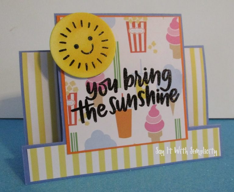 You Bring the Sunshine!