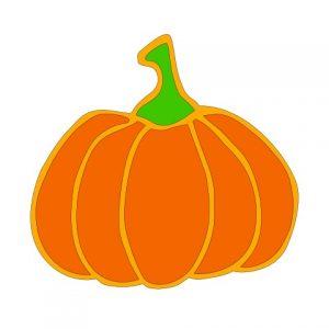 photo link to free pumpkin svg file
