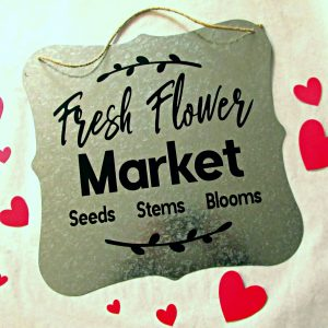 fresh-flower-market-galvanized-metal-sign