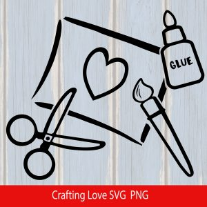 crafting-love-svg