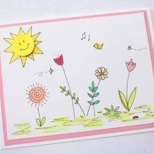 doodle-drawing-hand-made-card
