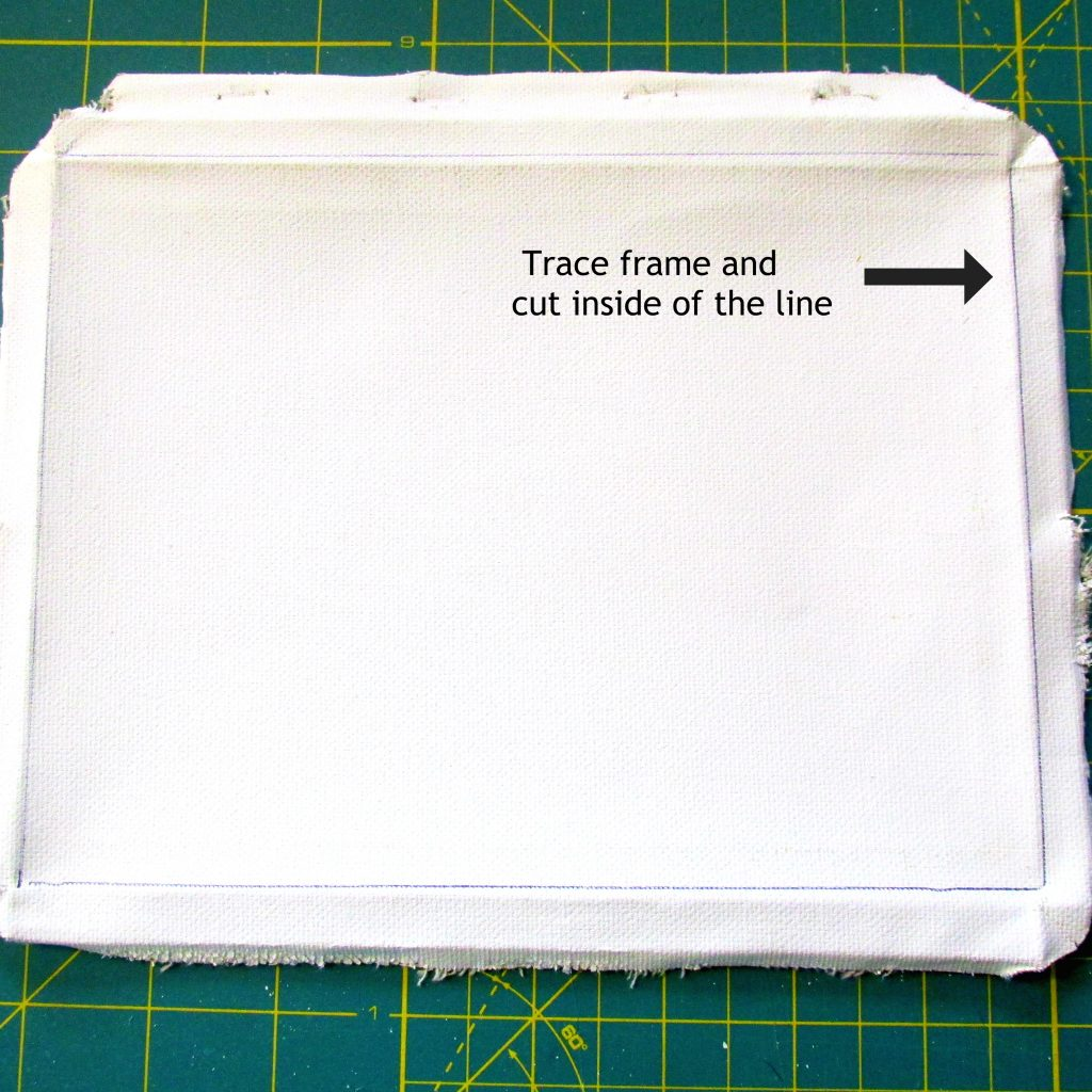 reverse canvas tutorial