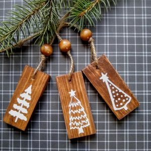 three-trees-rustic-ornaments