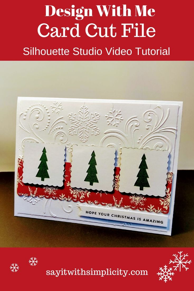 Using Card Sketches in Silhouette Studio