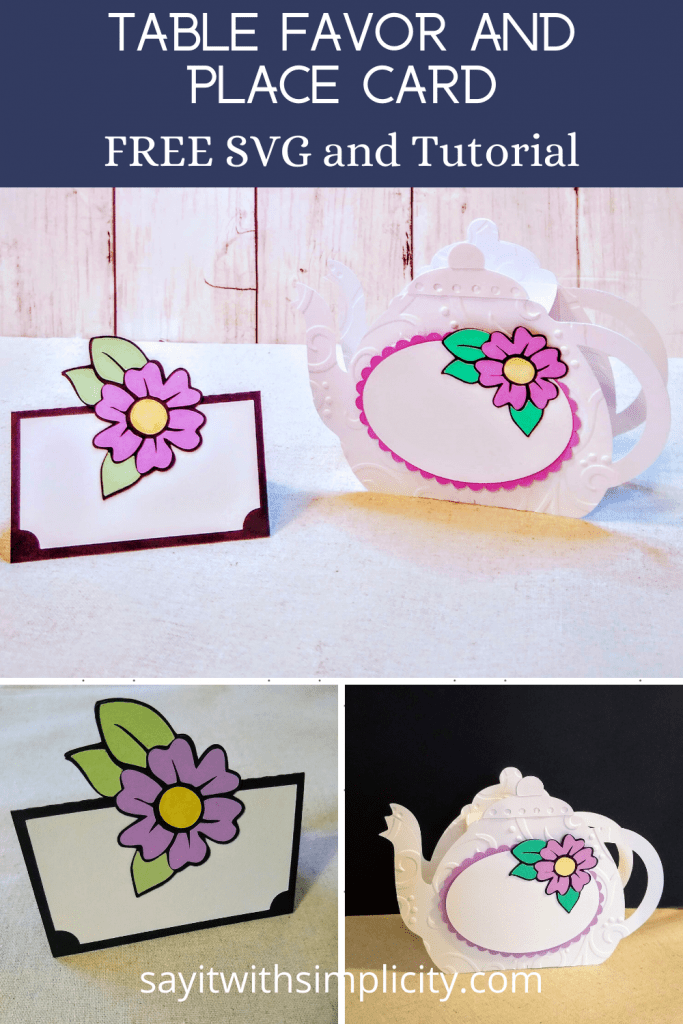 teapot card pin image