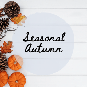 Seasonal Autumn SVG