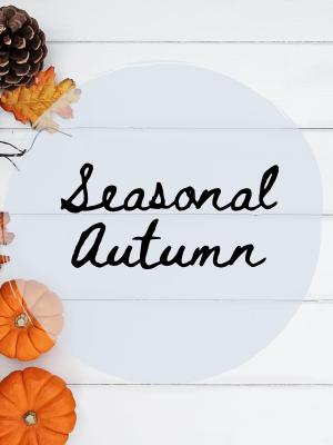 Seasonal Autumn SVG