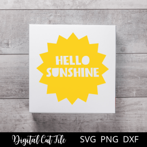 hello-sunshine-svg