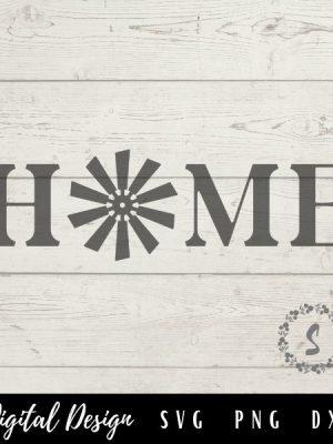 home-windmill-farmhouse-svg