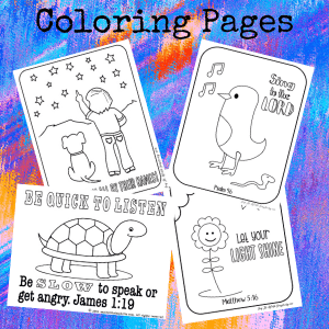making printables coloring pages