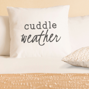 cuddle weather svg