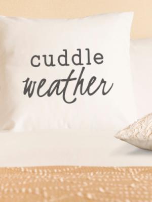 cuddle weather svg