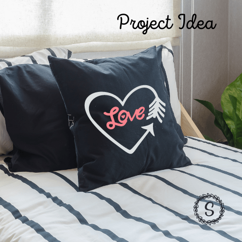 Love Arrow SVG Project Idea
