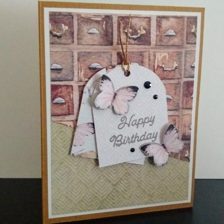 Quick and Easy Cards with Patterned Paper