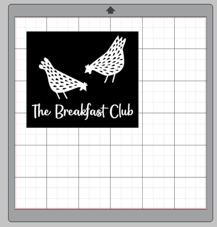 The Breakfast Club Wood Sign