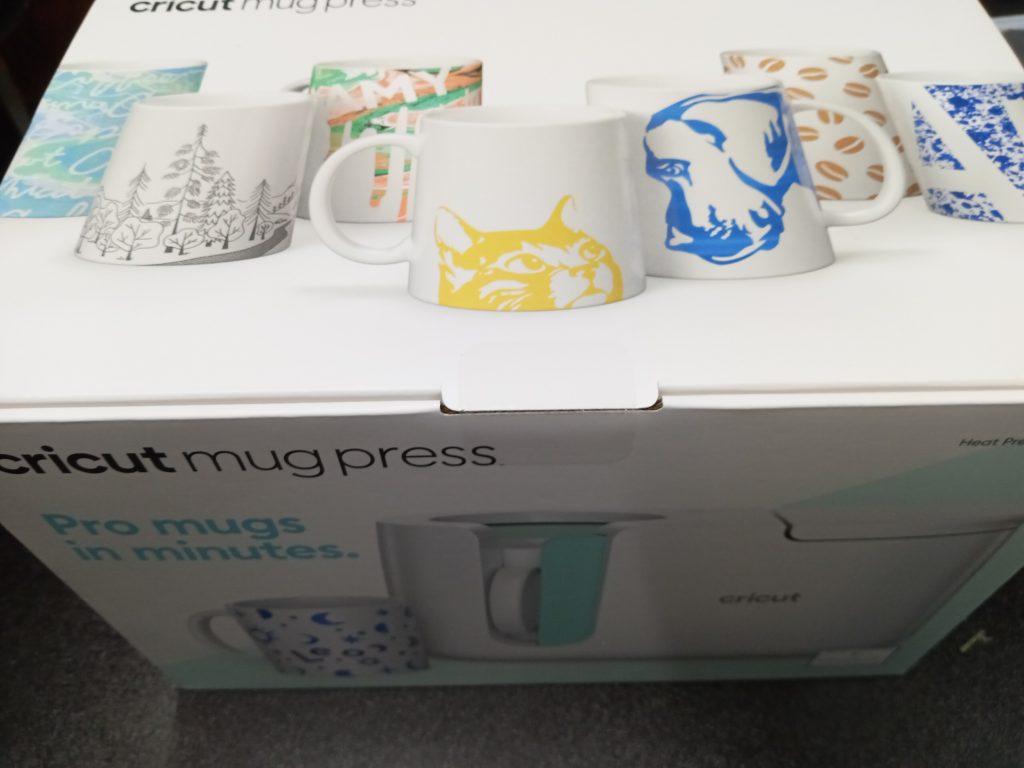 Cricut Mug Press Unboxing